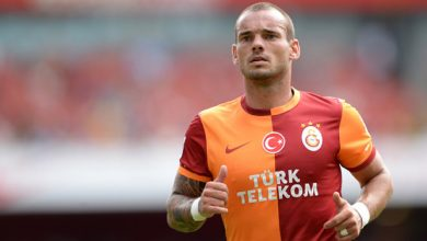 Photo of Sneijder Denizlispor'da