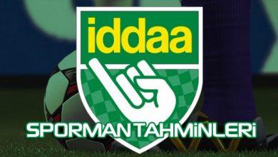 Photo of Sporman günün iddaa kuponu 23.06.2020