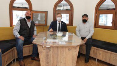 Photo of Vali Ziya Polat ziyaretlerini sürdürüyor