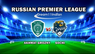 Photo of Sporman dan Rusya Premier analizi – FK Akhmat Grozny & PFC Sochi