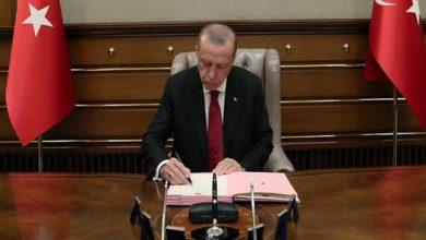 Photo of Erdoğan'dan yeni Başbakan Suga'ya tebrik mektubu