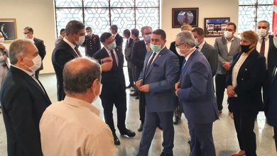 Photo of Yozgat Valiliği Siyasileri ağırladı