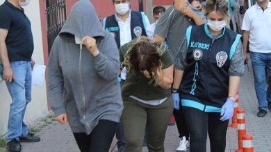 Photo of Fuhuş operasyonu: 3'ü kadın 8 gözaltı