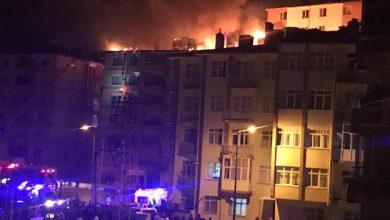 Photo of Yozgat'ta korkutan yangın