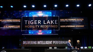 "Photo of Intel ""Tiger Lake"" Lansmanı  2 Eylül'de"