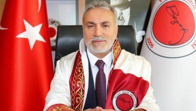 Photo of Prof. Dr. Ahmet Karadağ Gaziler Günü'nü kutladı