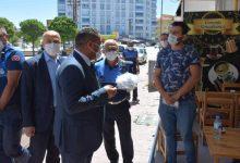 Photo of Sorgun Belediyesi koronavirüs denetimine çıktı