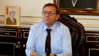 Photo of Vali Ziya Polat taziye mesajı yayınladı