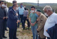 Photo of Vali Polat Hacı Süleyman Candan'ın cenazesine katıldı