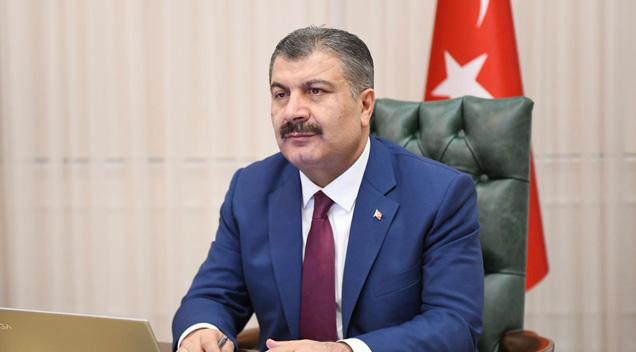 Photo of Bakan Koca Yozgat İl Sağlık Müdürü ile toplantı yaptı