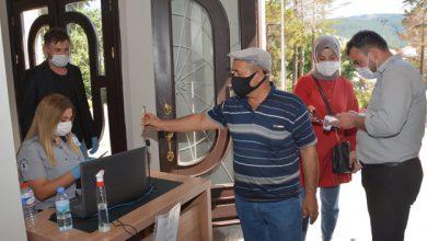 Photo of Yozgat Belediyesi'nde HES Kodu uygulaması başladı