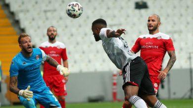 Photo of Beşiktaş – Fraport TAV Antalyaspor: 1-1