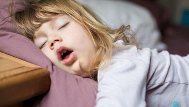 Photo of Çocuğunuz ağzı açık uyuyorsa dikkat