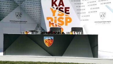 Photo of Hes Kablo Kayserispor'dan gövde gösterisi