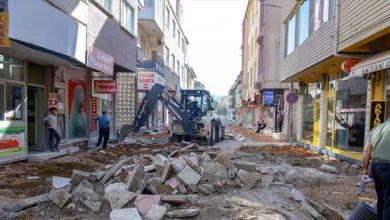 Photo of Sorgun'da yol çalışmaları devam ediyor