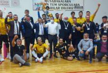 Photo of Sorgun Belediyespor: 3 – Halkbank: 1