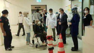 Photo of Vali Polat Yozgat Şehir Hastanesi'ni ziyaret etti