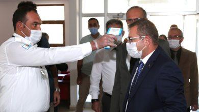 Photo of Yozgat Valisi Ziya Polat kurumları ziyaret ett.