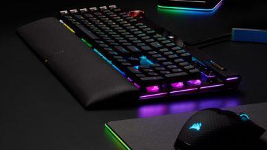 Photo of CORSAIR K100 RGB Oyun Klavyesi ile tanışın