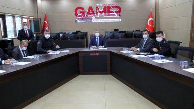 Photo of GAMER Kurul Toplantısı Vali Polat Başkanlığında Yapıldı