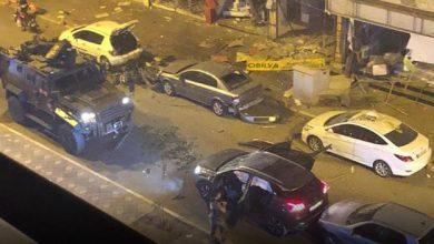 Photo of İskenderun ilçesinde patlama meydana geldi