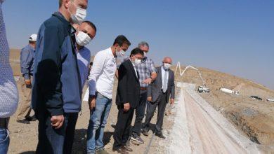 Photo of Sorgun Sarıhamzalı Bahadın Barajını tamamlanıyor